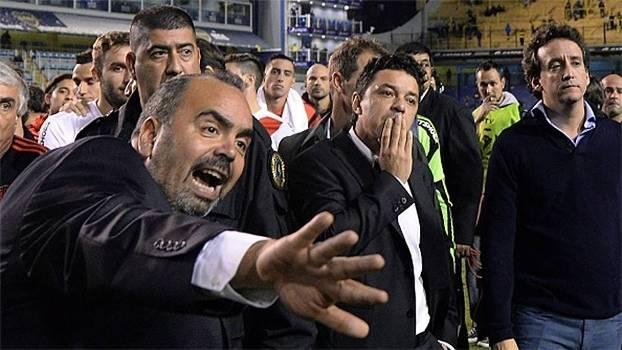 O time argentino tentar reverter a decisão de ter de atuar com portões  fechados de50583f933b3