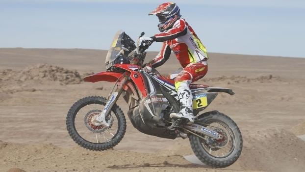 Joan Barreda (Honda CRF 450 Rally)