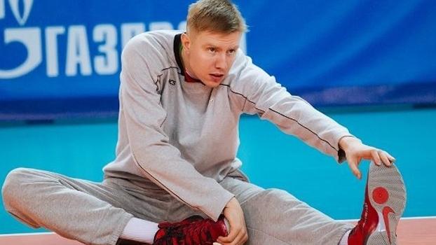 Aleksandr Kimerov, jogador da seleção russa sub-23