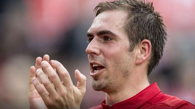 Philipp Lahm vai se aposentar dos gramados aos 33 anos com a camisa do Bayern de Munique