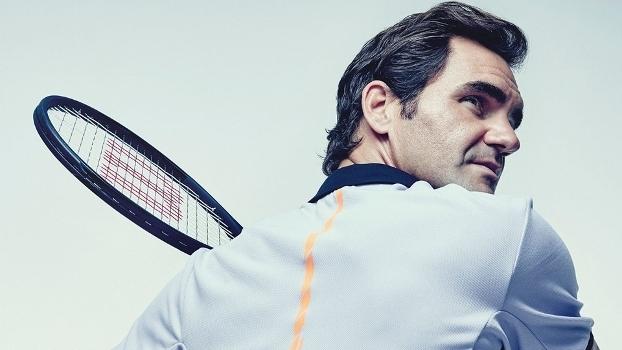 A descoberta de um Federer que parou de pensar  jogar como sempre e se  divertir como nunca - ESPN 8e57c4ec718d4