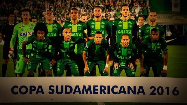 A Chapecoense é a campeã da Copa Sul-Americana de 2016