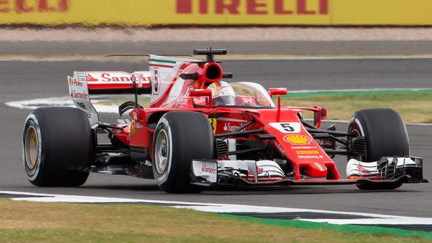 Após teste, Vettel reprova uso de escudo: