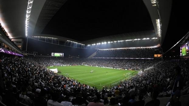 Arena Corinthians, 2016