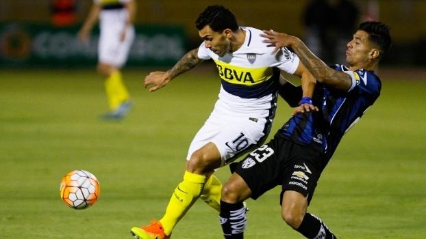 Boca Juniors e Del Valle se enfrentam nesta quinta-feira pela semi da Libertadores