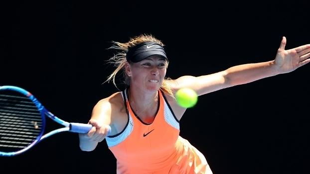 Maria Sharapova poderá atuar no WTA de Stuttgart