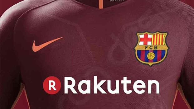 8e3ddce06b Site vaza nova terceira camisa do Barcelona  marrom ou grená  - ESPN