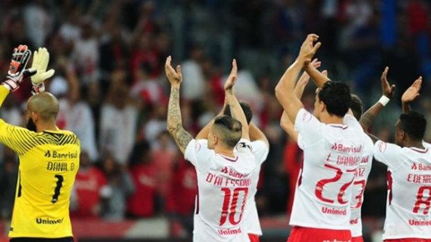 Paraná recebe o Internacional em partida na Arena da Baixada