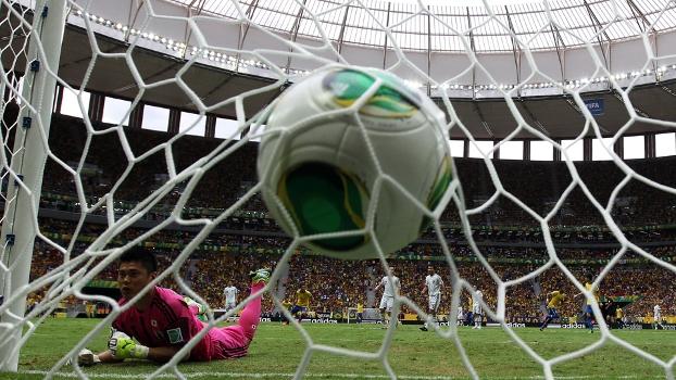6726ea10f3 Brasil fez uma boa partida  confira estatísticas individuais e coletivas do  jogo