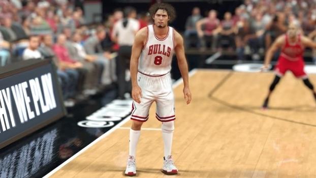 Robin Lopez | Chigago Bulls 16/17