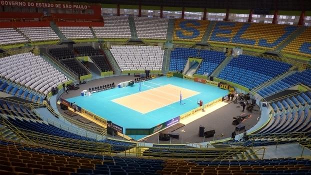 Ginásio do Ibirapuera, em São Paulo, é o local escolhido para as finais da ESL Pro League Season 4