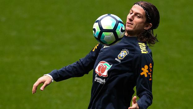 Em jogo equilibrado, Brasil e Colômbia ficam no empate