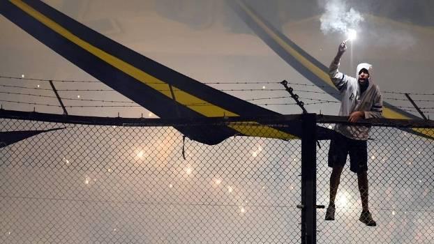 Torcida do Boca ameaça se infiltrar entre os cruzeirenses na próxima quinta-feira