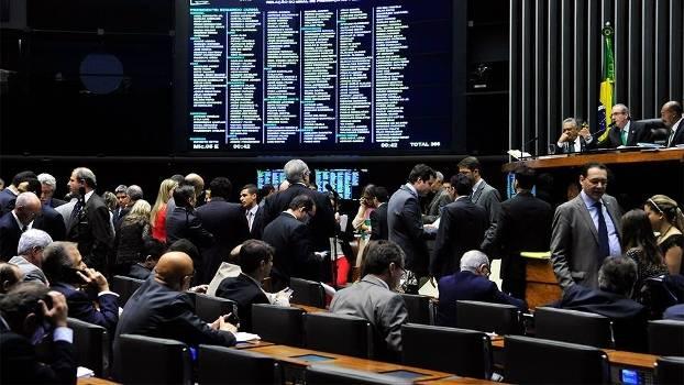 Plenário da Câmara dos Deputados adiou votação da MP do Futebol