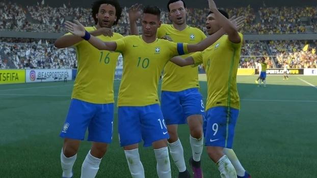 Neymar é o maior nome das convocações de 2014 e 2018  sua evolução no rating 9e5e89370f1f2