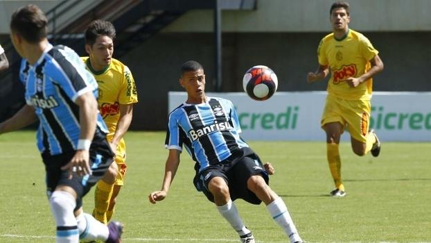 Grêmio está fora da Copa São Paulo