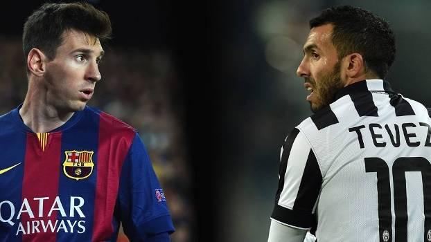 Tevez vai ser mais importante para o Boca que Messi é para o Barça. Ao menos nos cofres