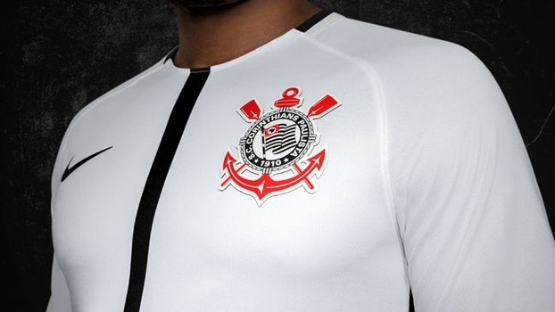 0e59043bcfac6 Corinthians aposta na fé e veste uniforme inspirado em São Jorge no  clássico