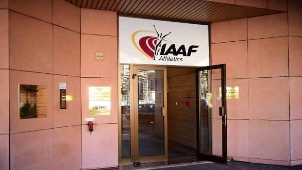 Iaaf perdeu um patrocinador nesta quarta-feira