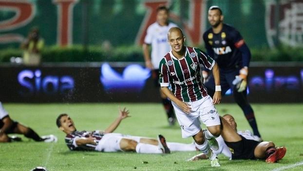 Resultado de imagem para Fluminense x Atlético-PR 2016