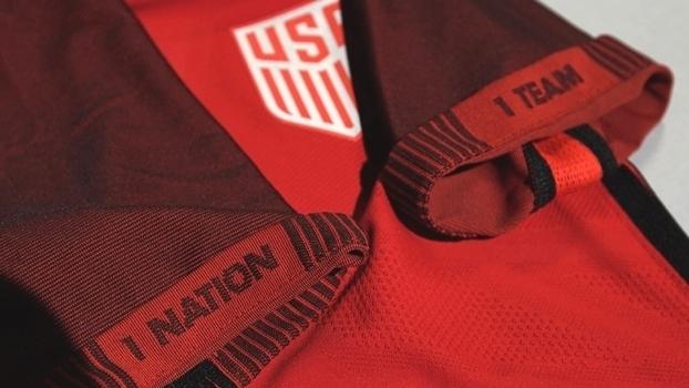 Estados Unidos Nova Camisa 3 Seleção Nike