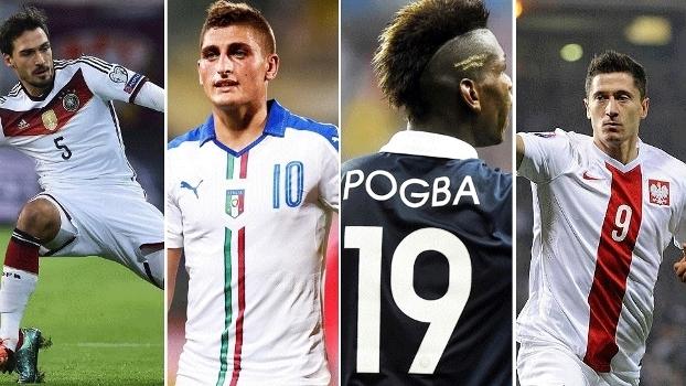 Aquece Pra Euro Alemanha X Italia Holanda X Franca Espn Mostra 13 Jogacos Em 7 Dias Espn