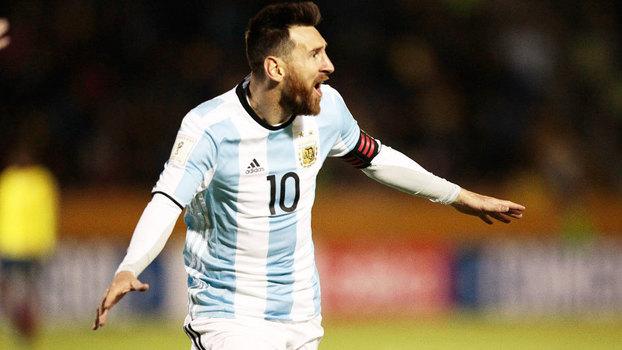 Cartaz com imagem de Messi faz ameaça terrorista à Copa do Mundo