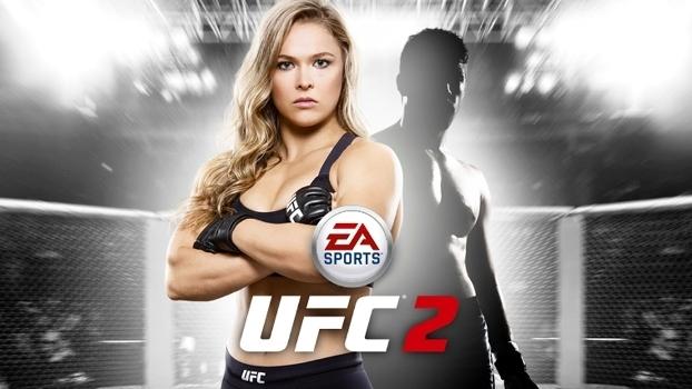 Na sexta, Ronda foi declara capa do game do UFC. No sábado, perdeu o cinturão e a invencibilidade