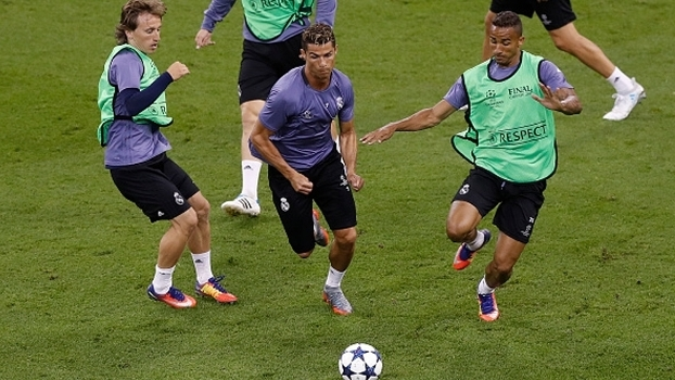 Algumas boas histórias da final entre Juventus e Real Madrid pela ... d4beaba0ab22b