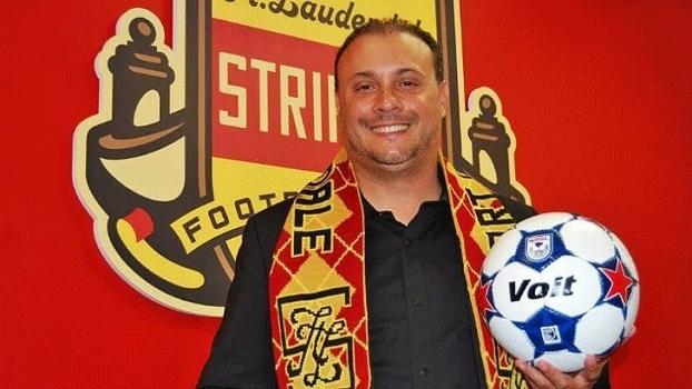Caio Zanardi Fort Laudardale Strikers Futebol Estados Unidos Dilvulgação