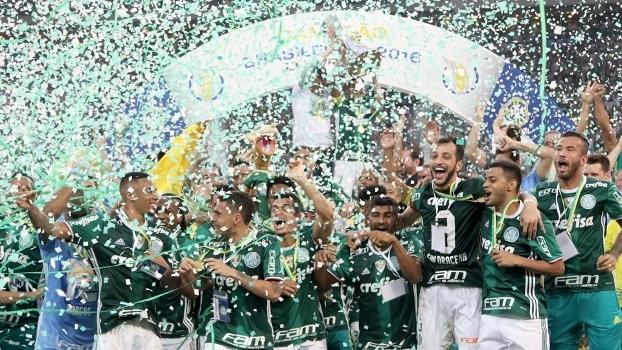 Palmeiras supera Flamengo e pode ter maior receita da história do futebol brasileiro