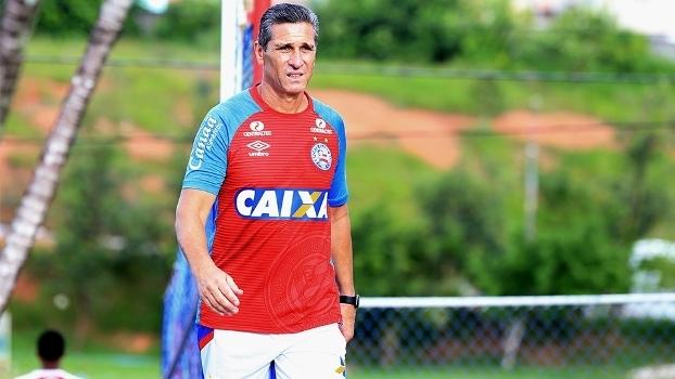 Jorginho tem a missão de dar continuidade ao processo de evolução do Bahia