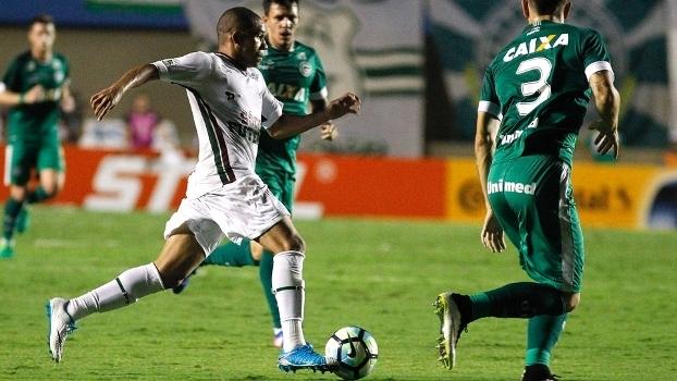 Fluminense precisa reverter a derrota por 2 a 1 no Serra Dourada 25399511e7f8e