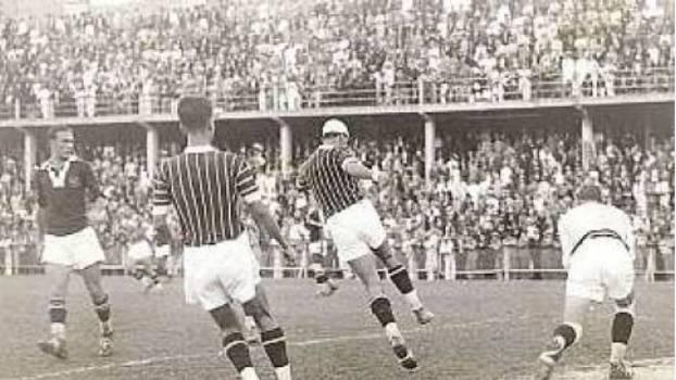 Fluminense e Vasco se enfrentam nas Laranjeiras