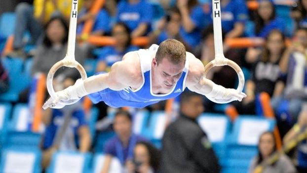 Brasil garante vaga em duas finais no Mundial de ginástica artística