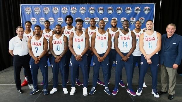 705e8f80a2 ESPN transmite todos os amistosos da seleção de basquete dos EUA ...