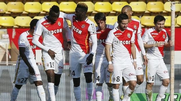 Monaco não deu chances para o Toulouse