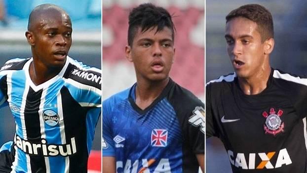 Lincoln, Evander e Matheus Pereira estão entre as maiores promessas do mundo
