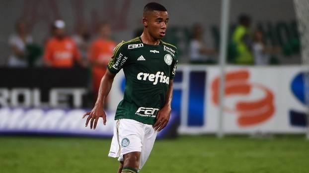 Torcida do Palmeiras faz protesto e cobra título da Libertadores