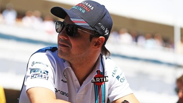 Felipe Massa está ansioso para voltar as pistas