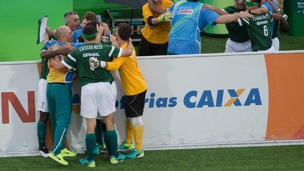 Imbatível! Brasil vence Irã e fatura 4º ouro em quarta Paralimpíada ... 4fa6bf950daf3