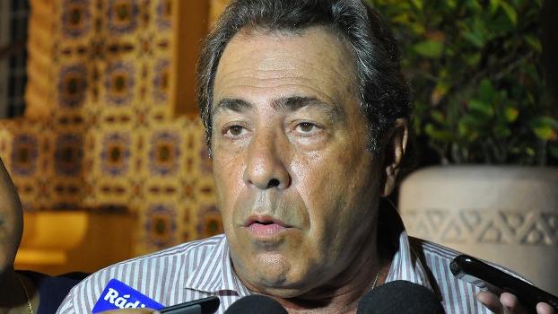 Carlos Augusto Montenegro, ex-presidente do Botafogo