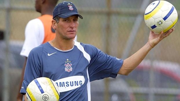 Márcio Bittencourt treinou o Corinthians em 2005