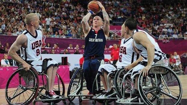 Basquete em cadeira de rodas acontece na Arena Carioca 1 e Arena Olímpica no Rio 2016