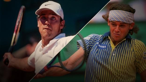 Dewulf e Guga fizeram a primeira semi de Roland Garros sem cabeças de chave