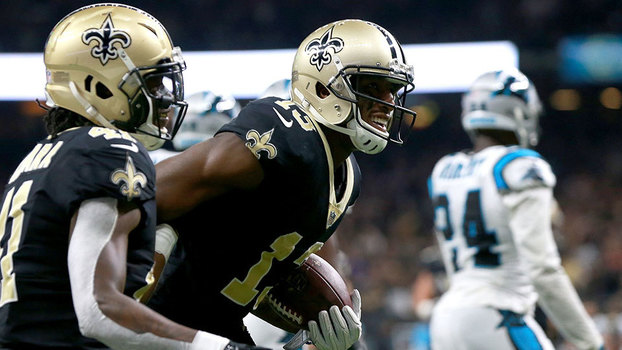 New Orleans Saints enfrenta o Minnesota Vikings nos playoffs da NFL