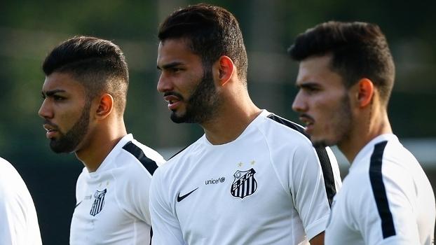 Gabriel, Thiago Maia e Zeca desfalcarão Santos durante Jogos Olímpicos