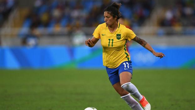 Cristiane Rozeira é a maior artilheira do futebol em Olimpíadas bad37a2a045