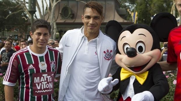 Flamengo confirma a contratação de Darío Conca