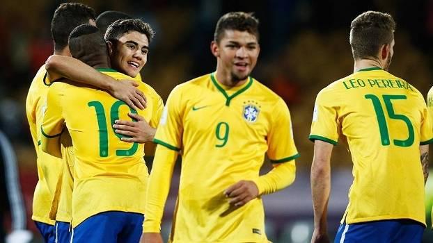 O Brasil superou a Hungria por 2 a 1 nesta quinta-feira